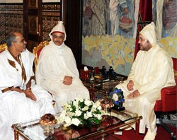 Ahmeddou Ould Souilem returns to Morocco and supports the autonomy plan