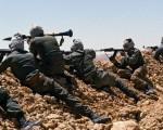polisario-manoeuvres-militaires