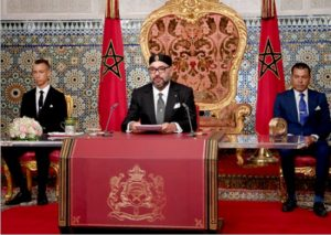 discours -mohammedVI